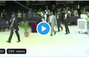 Very Funny: The Funniest Video Out Of Covenant University [WATCH]