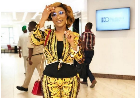 Tonto Dikeh Has This To Say About Regina Daniel's Marriage