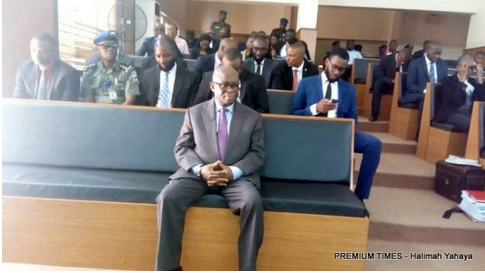 Breaking News: Walter Onnoghen Rejects Cuts Judgement Files Notice Of Appeal