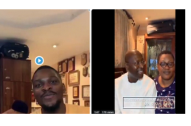 Watch Tobi Bakre's Parent Share Relationship Advice On Their Wedding Anniversary