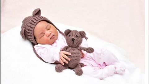 Wizkid's Ex, Tania Omotayo Shares First Photos Of Her Daughter