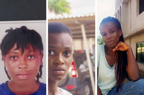 location of kidnapped Takoradi girls identified