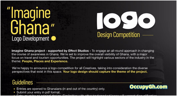 imagine logo competition