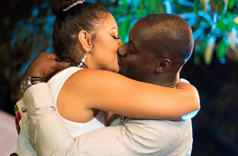 Checkout: Actor Chris Attoh Cancels Movie Shoot, Flies To Maryland After Wife's Murder