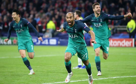 Video: Ajax 2-3 Tottenham Hotspur [Champions League] Highlights 2018/19