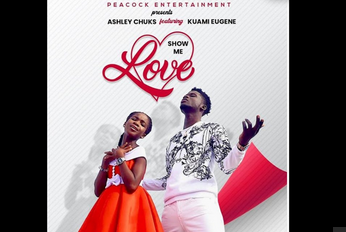 Download Music: Ashley Chuks Ft. Kuami Eugene - Show Me Love