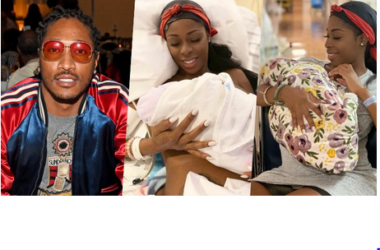 Checkout Future Sixth Child From His Sixth Baby Mama [PHOTO]