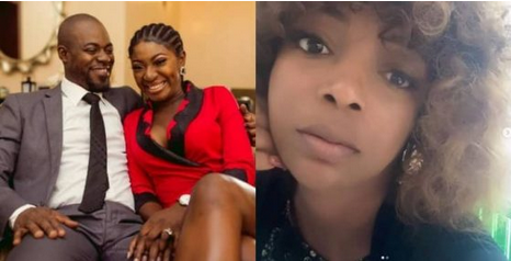 Checkout Lovely Message From Yvonne Jegede's ex-hubby, Abounce sparks To Bimbo Akintola [Screenshot]