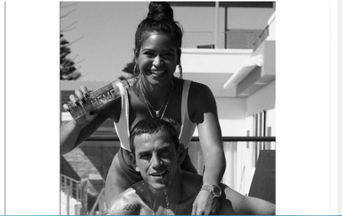 Checkout Lovely New Photo Of Diddy's Ex, Cassie And Her Boyfriend, Alex Fine