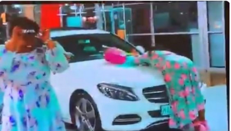 Checkout Photo And Video Of A Reality Star Who Buys 4 Mercedes Benz For His 4 Wives At The Same Time