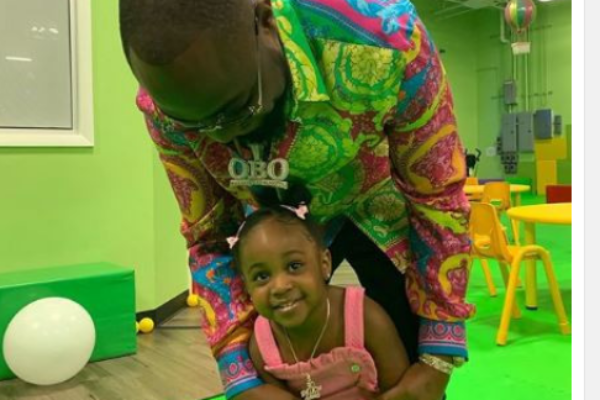 Checkout Photos Of Davido Celebrating His Daughter's 2nd Birthday Party In Atlanta
