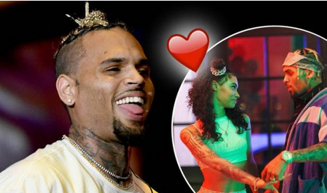 Checkout Picture Evidence That Shows Chris Brown Is Dating Famous Instagram Model, Indya Marie
