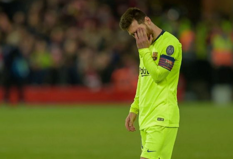 Checkout Ronaldo Shocking Statement To Lionel Messi After Defeat Against Liverpool