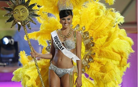 Checkout Sad Moment Former Miss Uruguay Found Hanged In The Bathroom Of A Mexico City Hotel