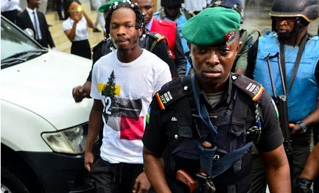 Checkout The Moment Naira Marley Was Released From Prison [Video]