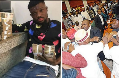 Shocking: Checkout The Relationship Between Yahoo Boys And Nigerian Politicians