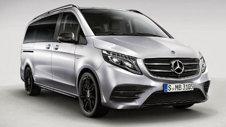 Checkout Tiwa Savage N60M Customized Mercedes Benz V-Class [VIDEO]