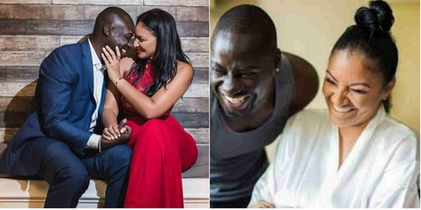 Chris Attoh killed Betty Jenifer, His Wife Says Social Media Users.... Checkout