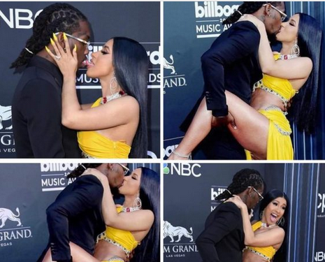 Everybody's Talking About Cardi B After She Exposes Her V In These Photos