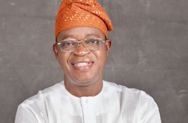 Breaking News: Governor Oyetola Of APC Defeats Senator Ademola Adekele Of PDP At Court of Appeal
