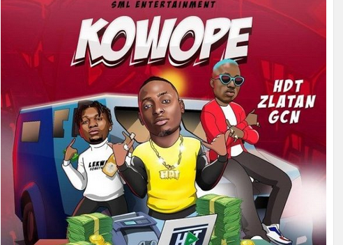 Download Music: HDT Ft. Zlatan Ibile & GCN - Kowope