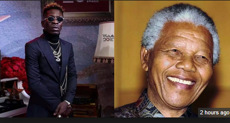 "Checkout: ""I'M Ghana Mandela & A King; I Just Came Back From Jail"" - Shatta Wale Tell Ghanaians"