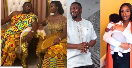 John Dumelo Holds White Wedding Today... Checkout