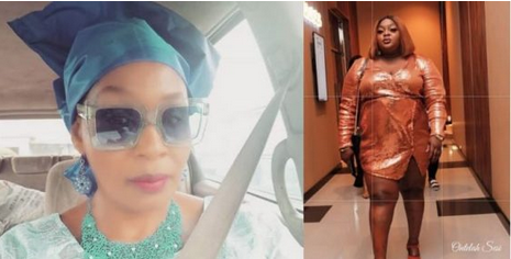 Kemi Olunloyo Apologises For Fat-Shaming Actress Eniola Badmus