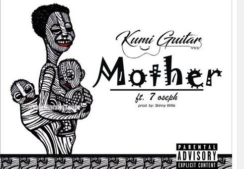 Download Mp3: Kumi Guitar – Beautiful Mother ft. 7 Oseph