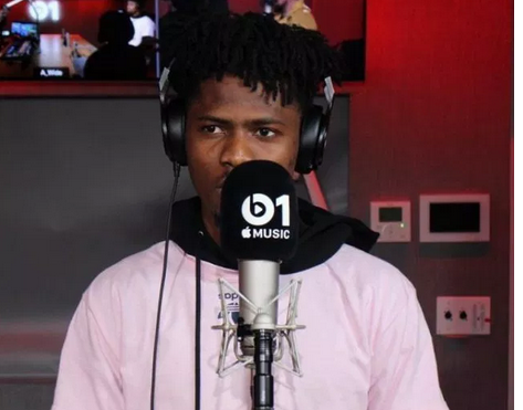 Download Music: Kwesi Arthur - Fire In The Booth