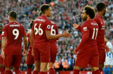 """Liverpool To Lift """"Fake Trophy"""" If They Win English Premier League On Sunday"""