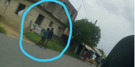 Cheerful Giver: Man Catches Girlfriend With Another Man After She Lied She Traveling Home