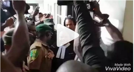 Video: Naira Marley Back To Prison Awaiting Fulfillment Of Bail Condition... Fans React [Checkout]