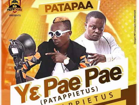 Download Mp3: Patapaa Ft. Appietus - Y3 Pae Pae