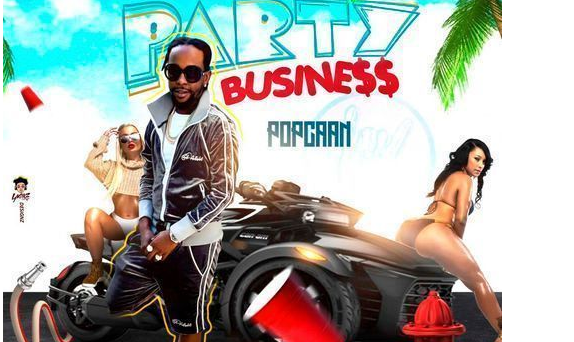 Download Mp3: Popcaan - Party Business [Checkout]
