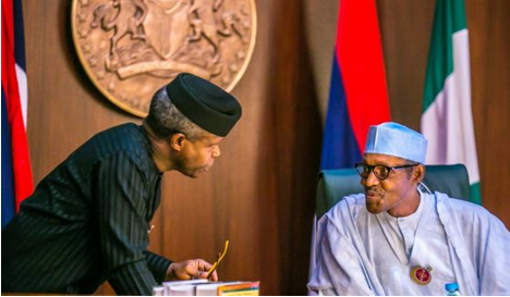 President Buhari In Big Trouble For Not Handing Over To Osinbajo.... Checkout
