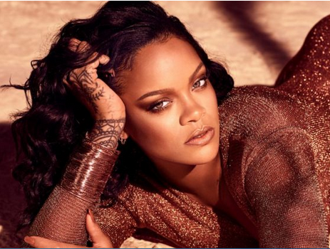 Rihanna Is Launching Her Own Luxury Fashion Line With LVMH.... Checkout
