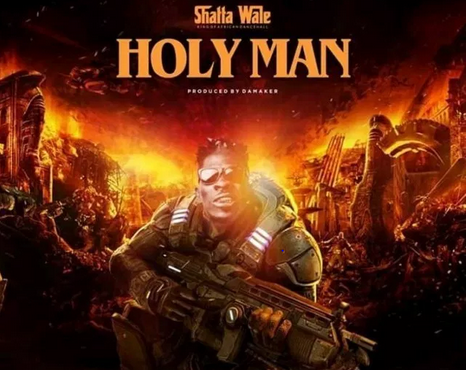 Download Mp3: Shatta Wale _ Holy Man