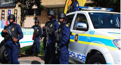 South African Police Allegedly Kill Nigerian Man....Lie About It