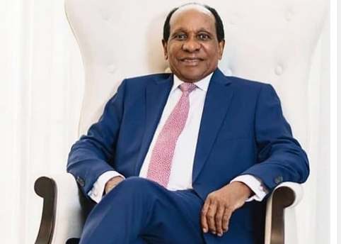 Breaking News: Tanzanian Billionaire And Philanthropist, Reginald Mengi Is Dead
