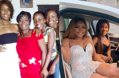 Checkout: Throwback Photo Of Linda Ikeji Will Make You Vomits Your Breakfast [Photos]