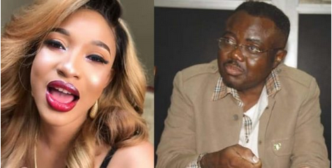 """""""Stupid Fool"""": Tonto Dikeh Fires Back At Actor Guild of Nigeria Chairman, Ifeanyi Dike"""