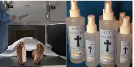Shocking: We Sell Corpses Bath Water To Popular Pastors For N500,000, Says Mortuary Worker... Checkout