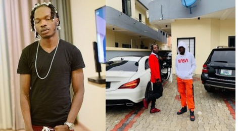 Checkout: Zlatan Ibile Pens Down Birthday Message To Naira Marley Who Is Celebrating His Birthday In EFCC Custody