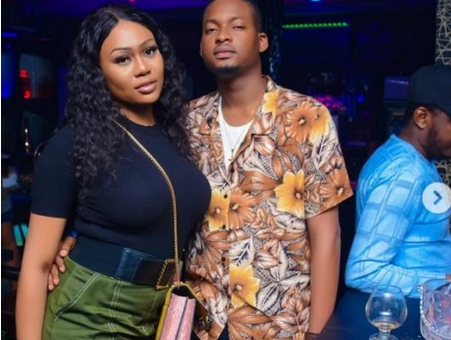 Checkout Photos And Heartwarming Message Of BBNaija Reality TV star, Vandora's Boyfriend