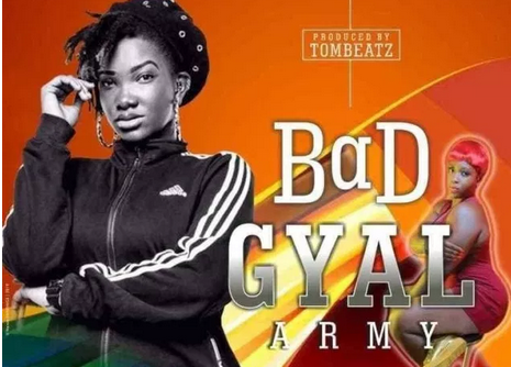 Download Mp3: Ebony - Bad Gyal Army Ft. kim Maureen