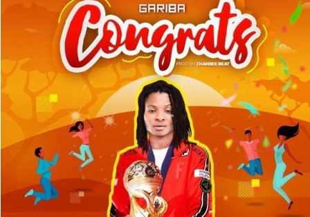 Download Mp3: Gariba - Congrats