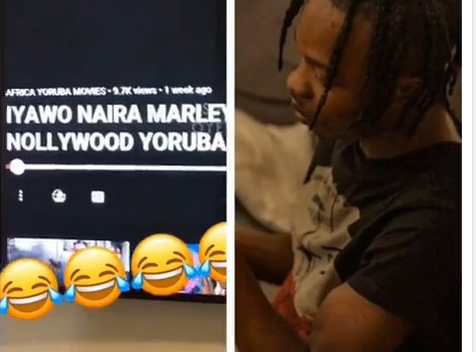 """Iyawo Naira Marley"" Nollywood Movie Named After Naira Marley [Checkout Video]"