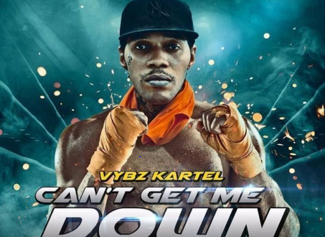 Download Mp3: Vybz Kartel - Can't Get Me Down